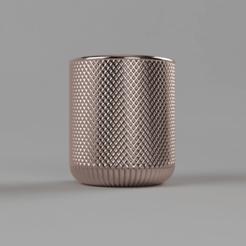 sideLow.png Télécharger fichier STL gratuit Vase 10 • Modèle pour impression 3D, Wilko