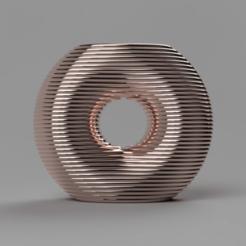 frontLow.png Télécharger fichier STL gratuit Vase 15 • Design pour imprimante 3D, Wilko
