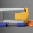 Download free STL file Live Catch Mouse Trap (Twist of / European Version) • 3D print model, Wilko