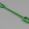 Télécharger fichier imprimante 3D gratuit Entretoise / support pour orchidées, Wilko