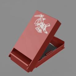 Download free 3D print files Gameboy Advance (GBA) Case for 4 Games - Zelda, Wilko