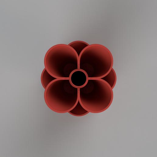 stackedTop_Medium.PNG Télécharger fichier STL gratuit Jardinière empilable (110mm) • Plan à imprimer en 3D, Wilko
