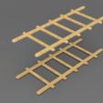 Télécharger fichier STL gratuit Échelle et plate-forme • Objet imprimable en 3D, Wilko