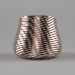 sideLow.png Download free STL file Vase 05 • 3D printing template, Wilko