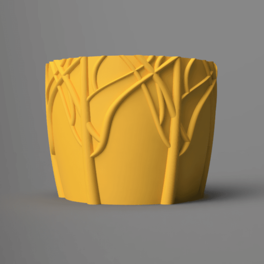 Download free STL file Planter 03 • 3D printing object, Wilko