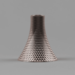 sideLow.png Télécharger fichier STL gratuit Vase 13 • Modèle à imprimer en 3D, Wilko