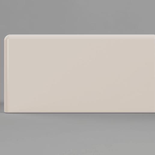 front.png Télécharger fichier STL gratuit Wemos D1 Mini Temp-01 • Modèle pour imprimante 3D, Wilko