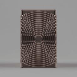 front.png Télécharger fichier STL gratuit Vase 18 • Plan pour impression 3D, Wilko