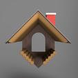 Download free 3MF file Bird Feeder 01 • 3D printable template, Wilko