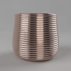 sideSmall.png Télécharger fichier STL gratuit Vase 01 • Modèle pour impression 3D, Wilko