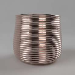 Download free STL file Vase 01 • 3D printable design, Wilko