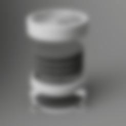 WilTecFilter-Sealing-sealing.stl Télécharger fichier STL gratuit Filtre de cabine de pulvérisation Wiltec • Objet imprimable en 3D, Wilko