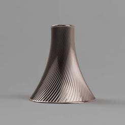 sideLow.png Download free STL file Vase 12 • 3D print template, Wilko