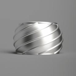 front.png Télécharger fichier STL gratuit Boule de Noël - Porte-bougie électrique 02 (mode vase) • Design à imprimer en 3D, Wilko