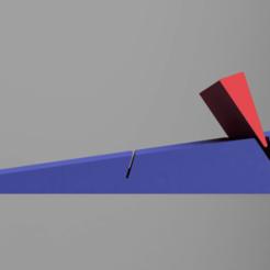 Télécharger objet 3D gratuit Bloc de ponçage (sans vis), Wilko