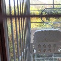 Télécharger objet 3D gratuit Support de pierre minérale pour oiseaux, Wilko