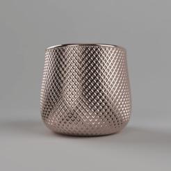 sideLow.png Télécharger fichier STL gratuit Vase 11 • Modèle pour imprimante 3D, Wilko