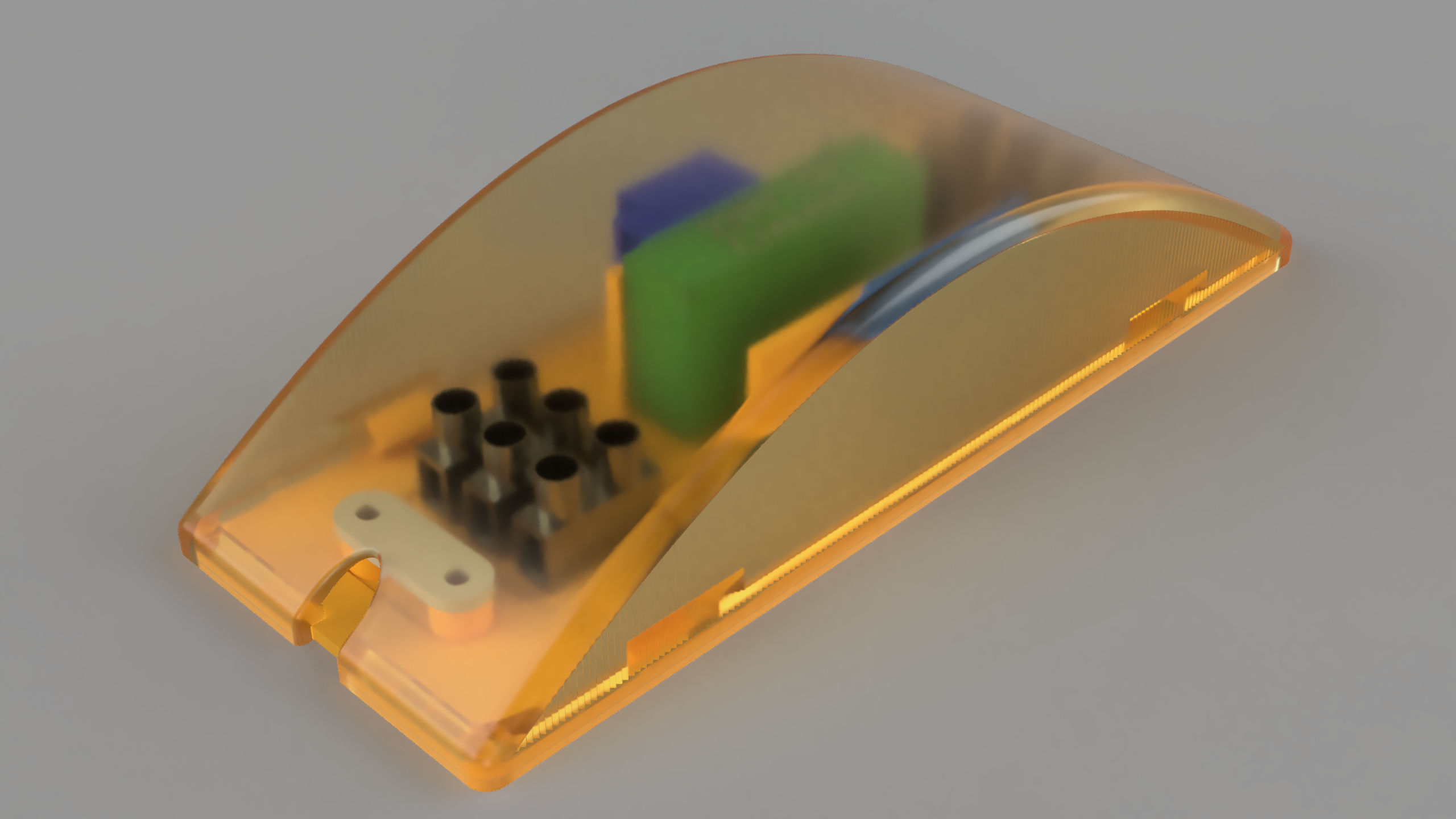 topRightTranslucent.png Download free STL file Wemos  D1 Mini plug 03 • 3D printer object, Wilko