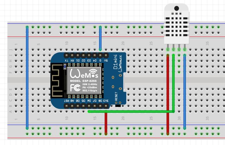Wiring.png Télécharger fichier STL gratuit Wemos D1 Mini Temp-01 • Modèle pour imprimante 3D, Wilko