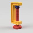 C-Clamp_02_2017-Aug-02_04-20-02PM-000_CustomizedView1729374062.png Download free STL file C-Clamp / G-Clamp 01 - 03 • 3D printing model, Wilko