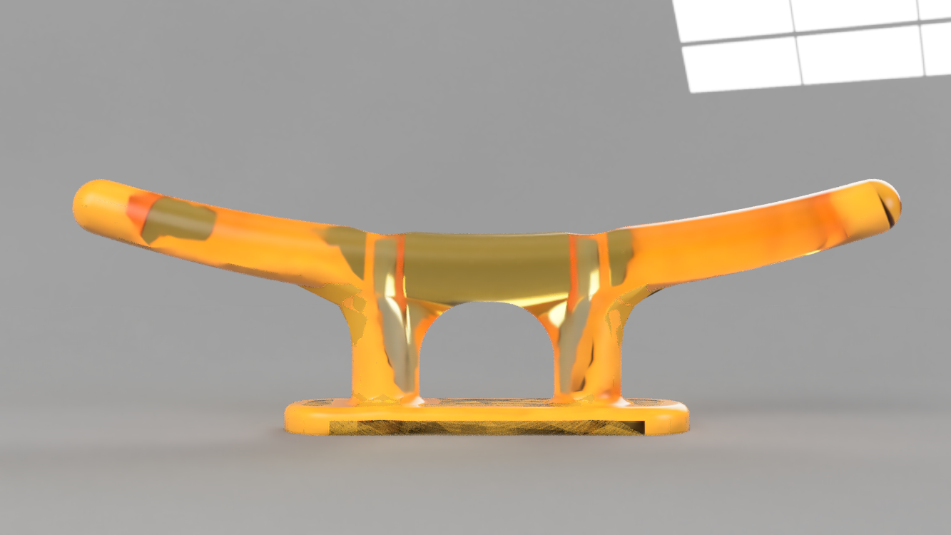 Cleat_Front.png Download free STL file Cleat 01 - 03 • 3D printer design, Wilko