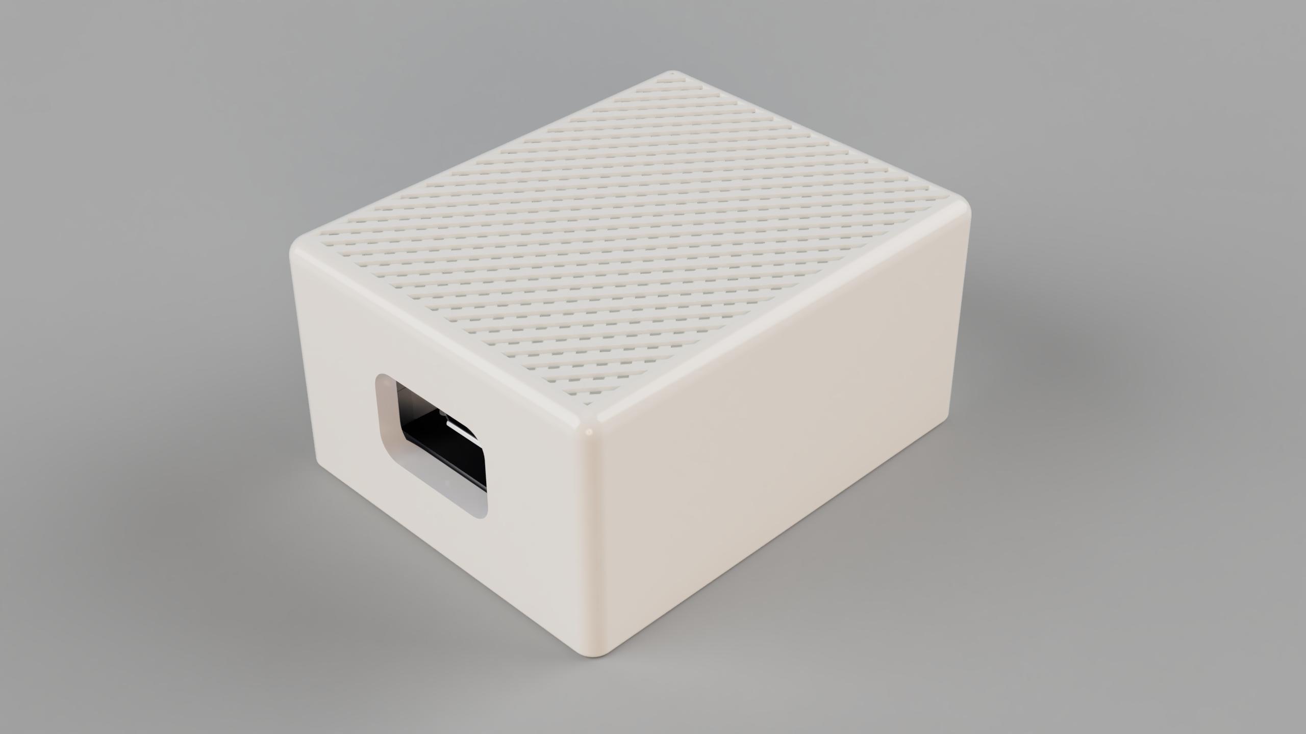 topLeft.png Télécharger fichier STL gratuit Wemos D1 Mini Temp-01 • Modèle pour imprimante 3D, Wilko