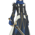 Descargar modelo 3D Ren Amaki Tate no Yuusha Héroe de la Espada, JamesWaffles
