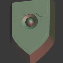 Télécharger fichier 3D Tate no yuusha naofumi shield, JamesWaffles