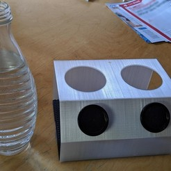 IMG_20200423_201134.jpg Download free STL file Sodastream support • 3D printing template, nash68