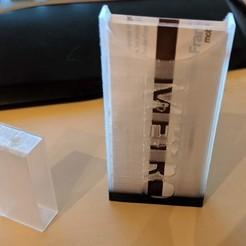 Descargar modelos 3D gratis caja de boletos de metro, nash68