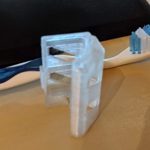 Download free STL files Toothbrush protection, nash68