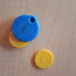 IMG_20201005_191517.jpg Télécharger fichier STL gratuit L'argent avec l'euro du commerce • Design pour imprimante 3D, danielfdz0192