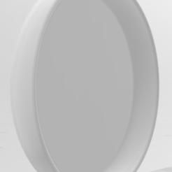PlantPlate.PNG Download free STL file Dish • 3D printing template, danielfdz0192