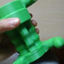 Télécharger fichier 3D Poignée de poignet de lutte bras de fer, danielfdz0192