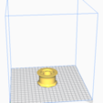 Download free STL file Candlestick holder • 3D print object, danielfdz0192