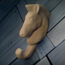 CEBRA2.jpg Download STL file zebra hanger • 3D printable template, Aslan3d