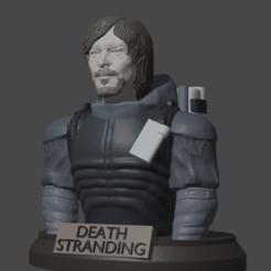 Descargar modelos 3D para imprimir Death Stranding, Aslan3d