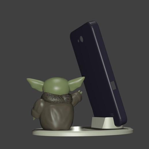 Download 3d Printer Designs Yoda Baby Tender ・ Cults