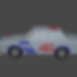 auto car.stl Télécharger fichier STL gratuit Voiture • Objet imprimable en 3D, Aslan3d