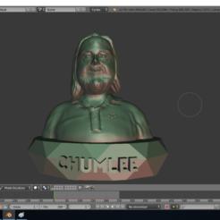 Impresiones 3D Chumlee, Aslan3d
