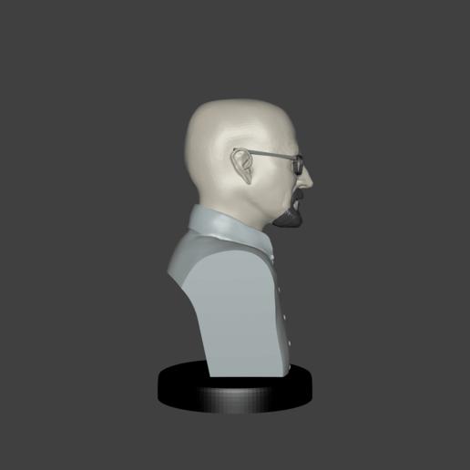 Render4.png Télécharger fichier STL gratuit Breaking Bad • Plan imprimable en 3D, Aslan3d