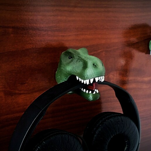 3 foto dinos.jpg Télécharger fichier STL Pendre les dinosaures • Objet à imprimer en 3D, Aslan3d
