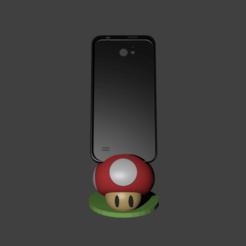 Télécharger modèle 3D Porteur cellulaire de champignons, Aslan3d