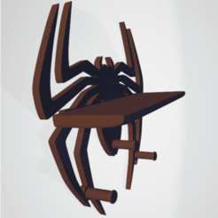 Download STL file Spiderman Shelf, aslan3d