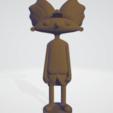 Download 3D printer model Hey, Arnold., aslan3d
