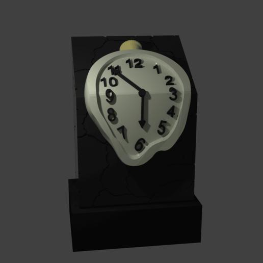 4RELOJ.png Télécharger fichier STL gratuit DALI WATCH • Modèle pour imprimante 3D, Aslan3d