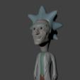 Descargar archivos 3D Rick, Aslan3d