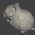 Descargar archivos STL Hamster, Aslan3d