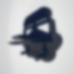 Download STL file Star Wars Clone Key holder shelf, aslan3d
