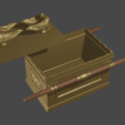 Download 3D printing templates Ark of the Covenant, Aslan3d